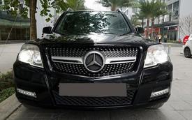 Mercedes-Benz GLK300 2010 lăn bánh hơn 54.000km rao bán lại giá 745 triệu đồng
