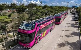 [Quiz] Bạn biết gì về xe buýt 2 tầng đi đón U23 Việt Nam vinh quang trở về