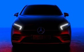 Mercedes-Benz A-Class 2019 chính thức lộ diện