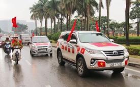 Đi đường nào để đón đoàn U23 Việt Nam về nước hôm nay?