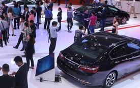 Nghịch cảnh thị trường ô tô đầu năm 2018