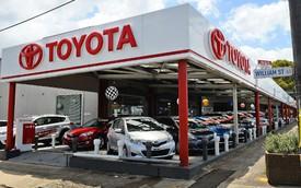 Toyota triệu hồi 730.000 xe, bao gồm cả Fortuner, Hilux và Yaris vì lỗi túi khí