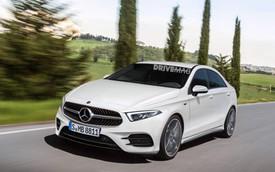 """Mercedes-Benz A-Class 2018 lộ diện nhiều chi tiết trước """"giờ G"""""""
