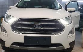 Ford EcoSport 2018 lộ ảnh và giá tạm tính tại Việt Nam