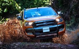 Ford Ranger bán gần 400 xe/ngày tại châu Á-Thái Bình Dương trong năm 2017