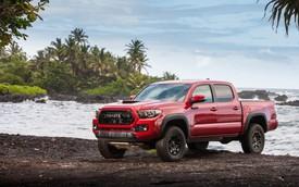 Toyota Tacoma: Làm lại từ đầu?