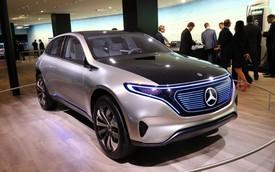Việt Nam có trong bản đồ xe điện của Mercedes-Benz