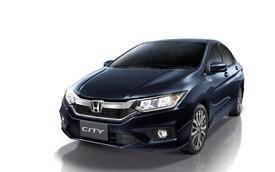 City - Gà đẻ trứng vàng cho Honda tại châu Á-Thái Bình Dương