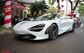 Siêu xe McLaren 720S độc nhất vô nhị bất ngờ xuất hiện tại Sài Gòn