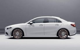 Mercedes-Benz A-Class úp mở thiết kế lưới tản nhiệt mới