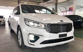 Kia Sedona facelift bất ngờ xuất hiện tại Việt Nam với những công nghệ mới