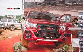 """""""Soi kĩ"""" Toyota Hilux TRD Sportivo 2018 lần đầu tiên ra mắt tại Việt Nam"""