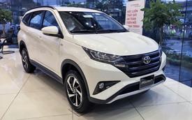 Bảng giá xe Toyota tháng 10/2018