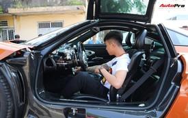 """Minh """"nhựa"""" đem siêu xe Pagani Huayra đi đăng ký biển số lần thứ 3 nhưng không thành"""