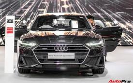 Chi tiết Audi A7 Sportback sắp ra mắt Việt Nam, đối đầu BMW 6-Series Gran Coupe