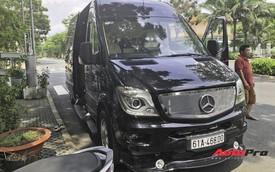 """Mercedes-Benz Sprinter Airstream giá 15 tỷ đồng - """"Căn hộ hạng sang"""" di động của đại gia Bình Dương"""