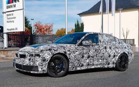 BMW M3 2019 lộ diện ngay sau khi 3-Series ra mắt