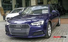 Audi A4 2016 có giá 1,45 tỷ đồng sau khi lăn bánh hơn 30.000 km