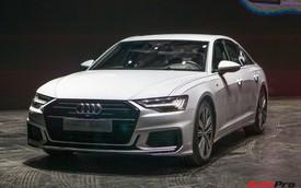 Chi tiết Audi A6 vừa trình làng Đông Nam Á, cạnh tranh Mercedes-Benz E-Class