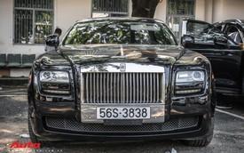 """Khám phá chiếc Rolls-Royce tháp tùng Minh """"nhựa"""" đi đăng ký Pagani Huayra"""