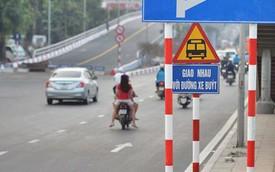 Chính thức thông xe cầu vượt An Dương-Thanh Niên