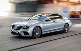 Tin vui: Mercedes-Benz S-Class sẽ không bỏ động cơ V12
