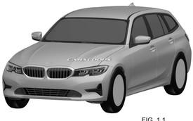 Vừa ra mắt, BMW 3-Series 2019 đã lộ diện bản Touring