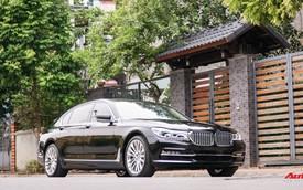 Siêu hiếm: BMW 750 Li 2016 đầu tiên và duy nhất trên thị trường xe cũ Việt Nam