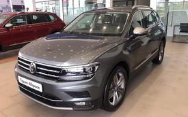 Bảng giá xe Volkswagen tháng 10/2018