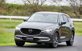 Ảnh thực tế Mazda CX-5 2019 với động cơ tăng áp vừa ra mắt