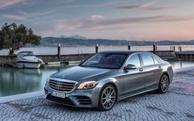 Mercedes-Benz S-Class mới lỡ hẹn 2019 để tích hợp công nghệ tự lái cấp 3