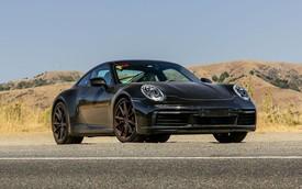 Porsche chốt lịch ra mắt 911 mới ngay tháng sau