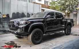 """Toyota Tacoma TRD Pro đầu tiên về Việt Nam - Đối thủ """"máu mặt"""" của Ford Ranger Raptor"""