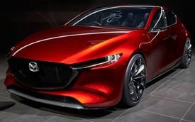 Ngắm Mazda3 2019 nhiều khả năng ra mắt trong tháng sau