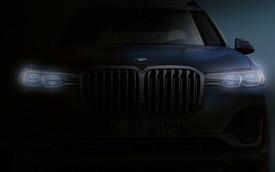 """SUV lá cờ đầu BMW X7 mới ra mắt ngay tháng 10 này với """"quả thận đôi"""" lớn chưa từng có"""
