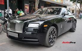 Đại gia Sài Gòn biến hoá Rolls-Royce Wraith thường thành phiên bản Black Badge chỉ nhờ chi tiết này