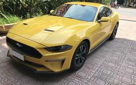 Đại gia Việt chán Ford Mustang 2018 chỉ sau 1.700km, bán lại với giá như mới