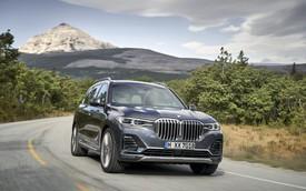 BMW X7 2019 sắp trình diện Thái Lan, ngày về Việt Nam đã cận kề để đấu Mercedes GLS