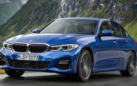 5 mẫu xe đủ sức nặng cạnh tranh BMW 3-Series 2019