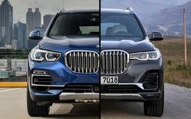 BMW X7 vs BMW X5: Đâu là khác biệt lớn để xứng đáng lên đời?