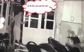 Góc hồn nhiên: Kẻ gian đột nhập ăn trộm xe máy, gia chủ tưởng người nhà còn định ra mở cửa giúp
