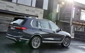 BMW chốt giá X7: Vẫn rẻ hơn 8-Series nhiều