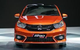 Honda Brio sắp ra mắt tại Việt Nam, cạnh tranh Toyota Wigo?