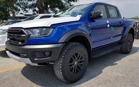 Ford Ranger Raptor có mặt tại đại lý, sẵn sàng cho Triển lãm ô tô Việt Nam 2018