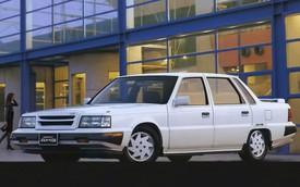 Mitsubishi và AMG từng hợp tác sản xuất chung một mẫu xe như thế này