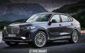 BMW X8 tiếp tục lăn bánh trên đường thử - Kẻ phá bĩnh Mercedes-Maybach GLS và Bentley Bentayga
