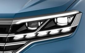 Volkswagen trình làng công nghệ đèn thông minh y hệt Digital Light của Mercedes-Benz