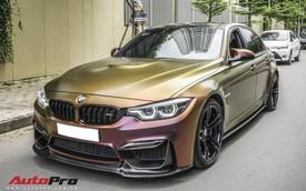 """BMW M3 """"tắc kè hoa"""" đầu tiên tại Việt Nam"""