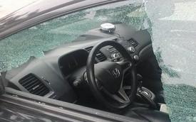 Thanh niên điên cuồng đập vỡ kính gần 30 xe sang để trộm 100 nghìn chơi game