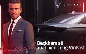 HOT: David Beckham sẽ sánh đôi cùng Tiểu Vy trong sự kiện ra mắt xe VinFast chiều nay